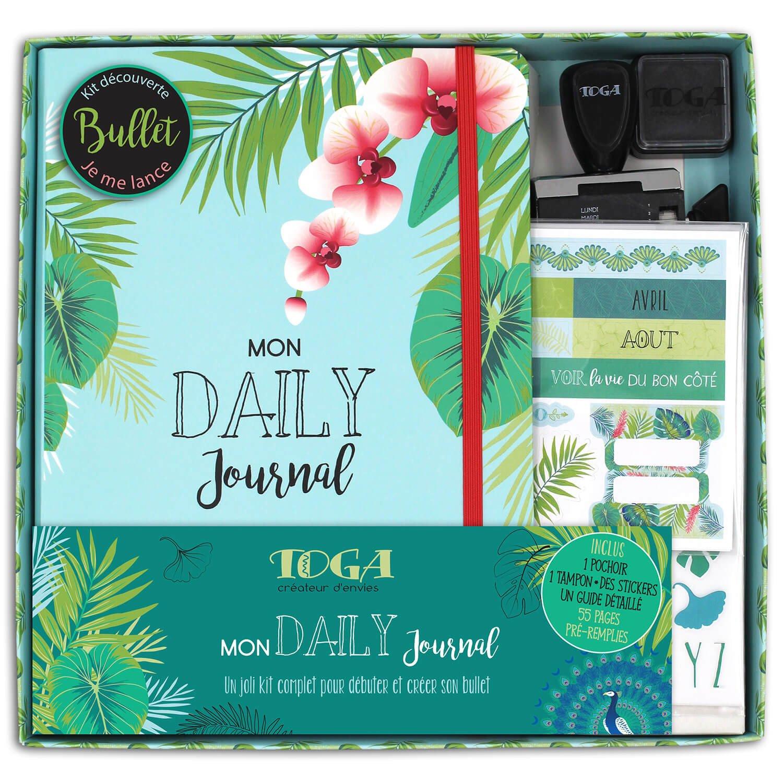Kit bullet journal apprendre la méthode