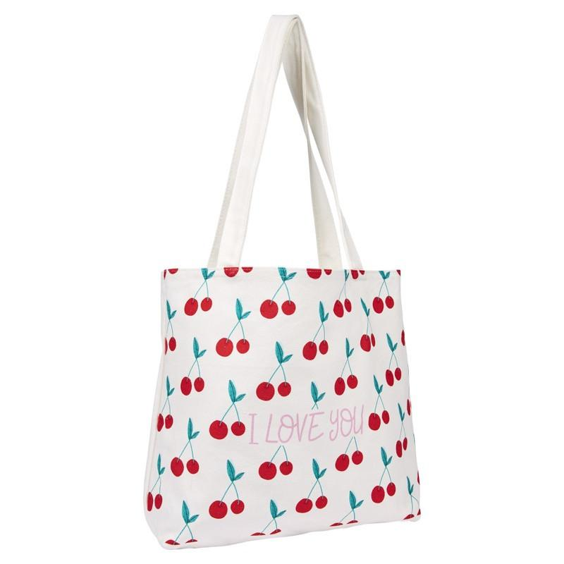 Tote bag coton i love you