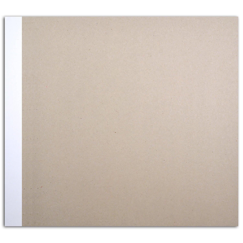 Album de scrapbooking brut à décorer 20x20 cm