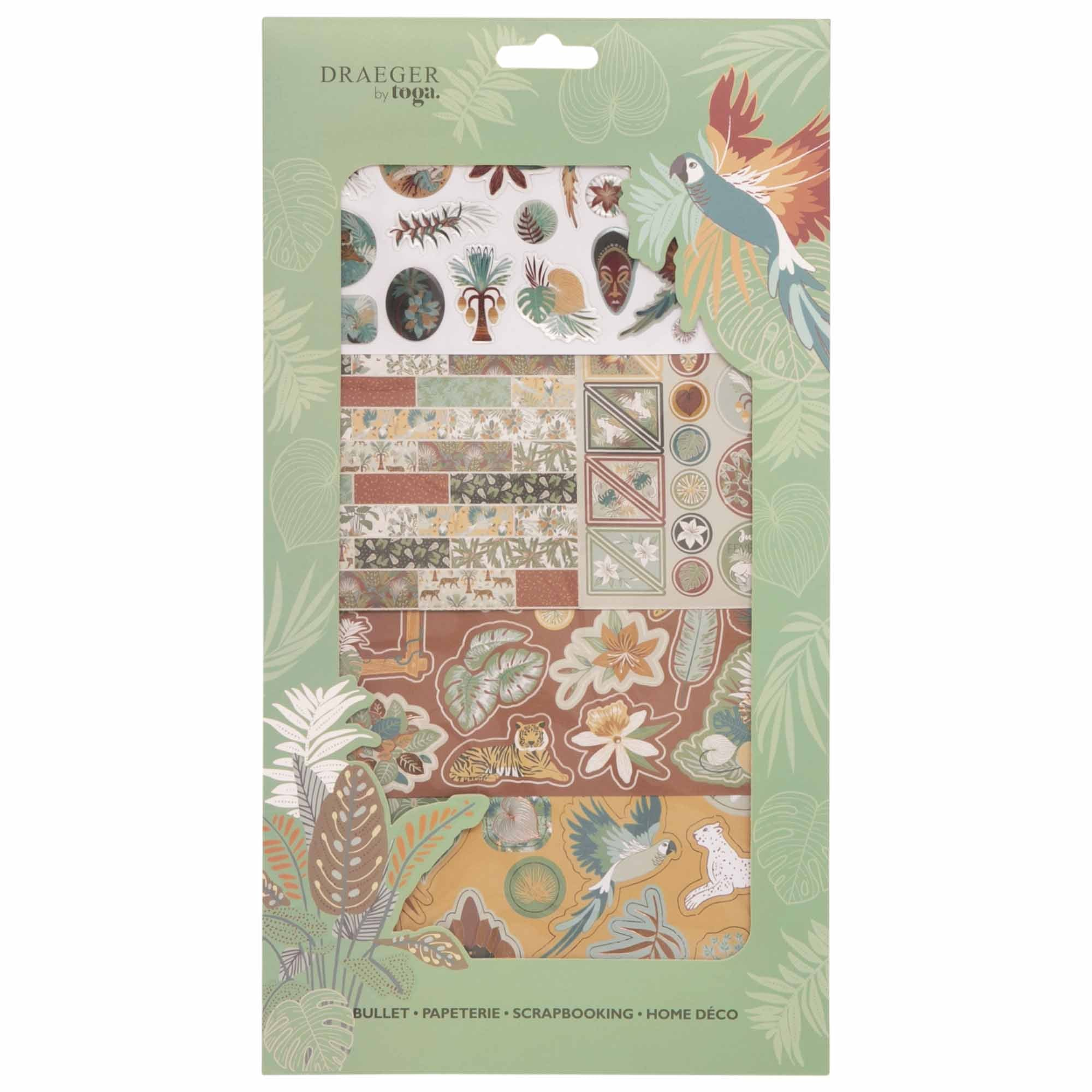 Kit décoration safari