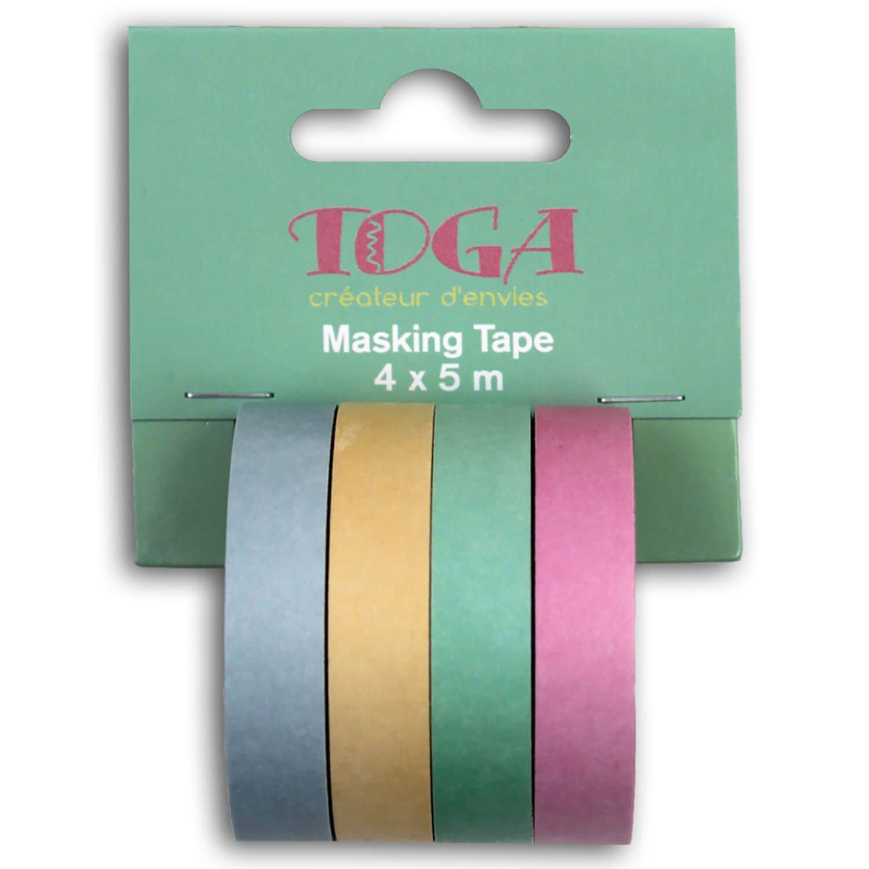 Masking tape uni pastel