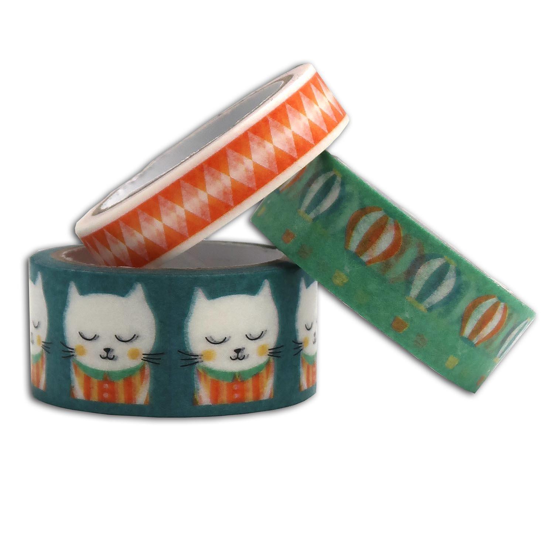 Masking tape motif petit renard