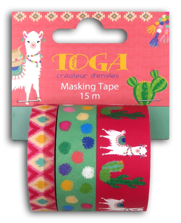 Masking tape motif lama