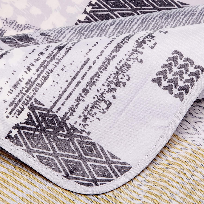 Nappe en coton enduit PVC gris 160x200 cm