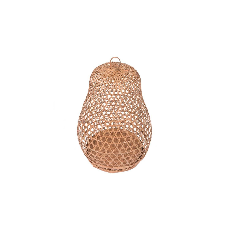 Cloche en bambou décorative