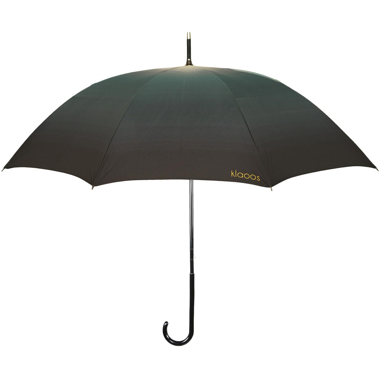 Parapluie en textile recyclé vert