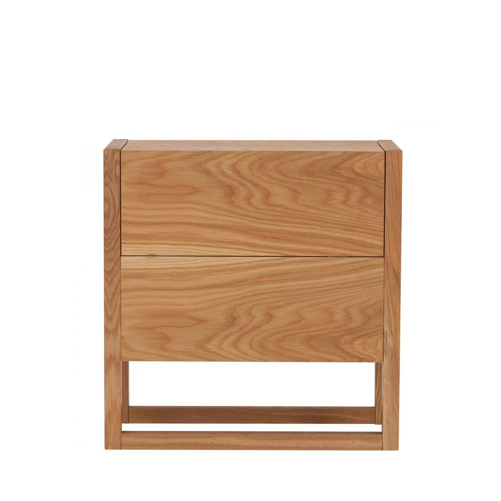 Mini-bar design bois massif bois massif