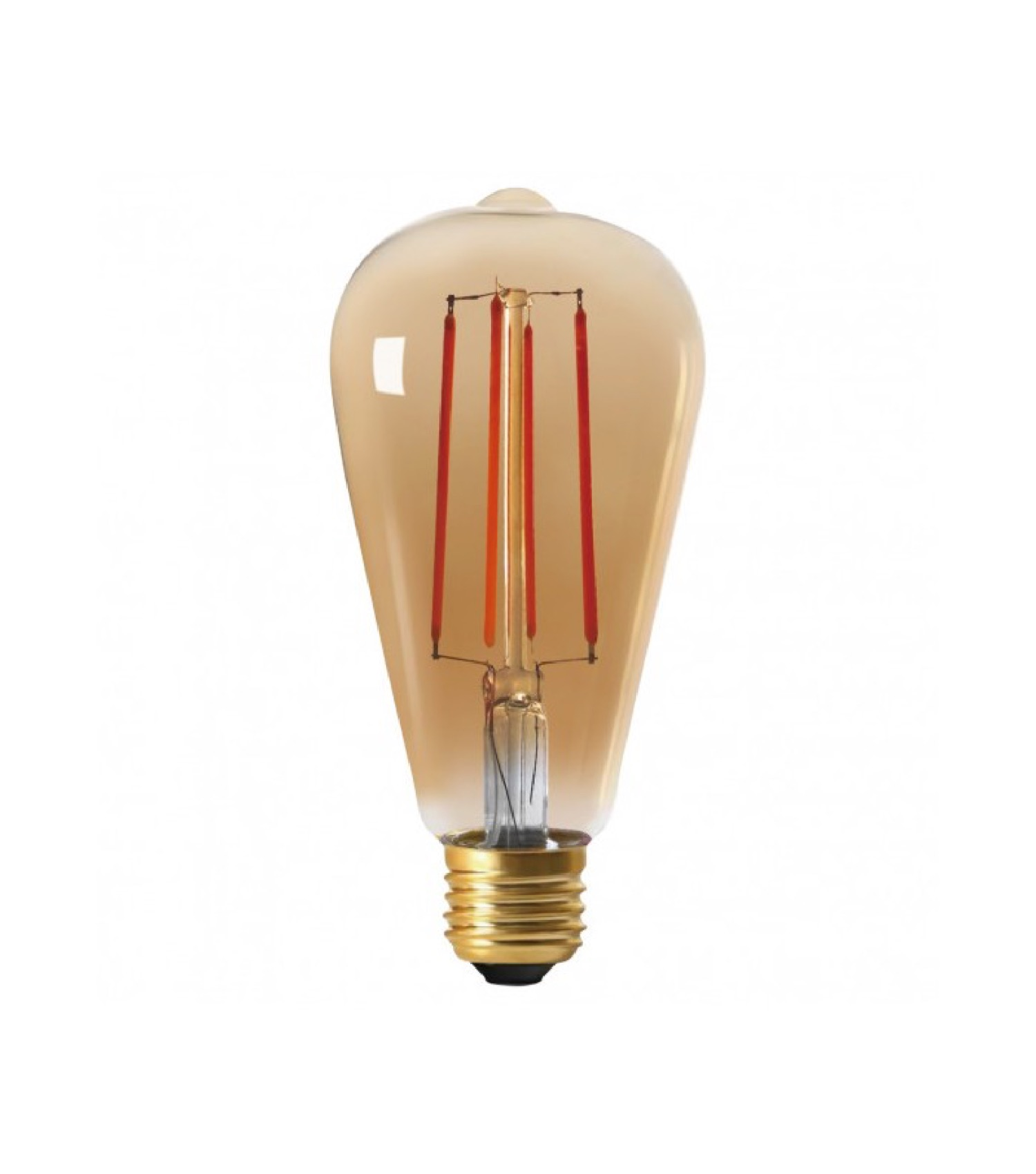 Ampoule led dimmable vintage (E27-8W) H15