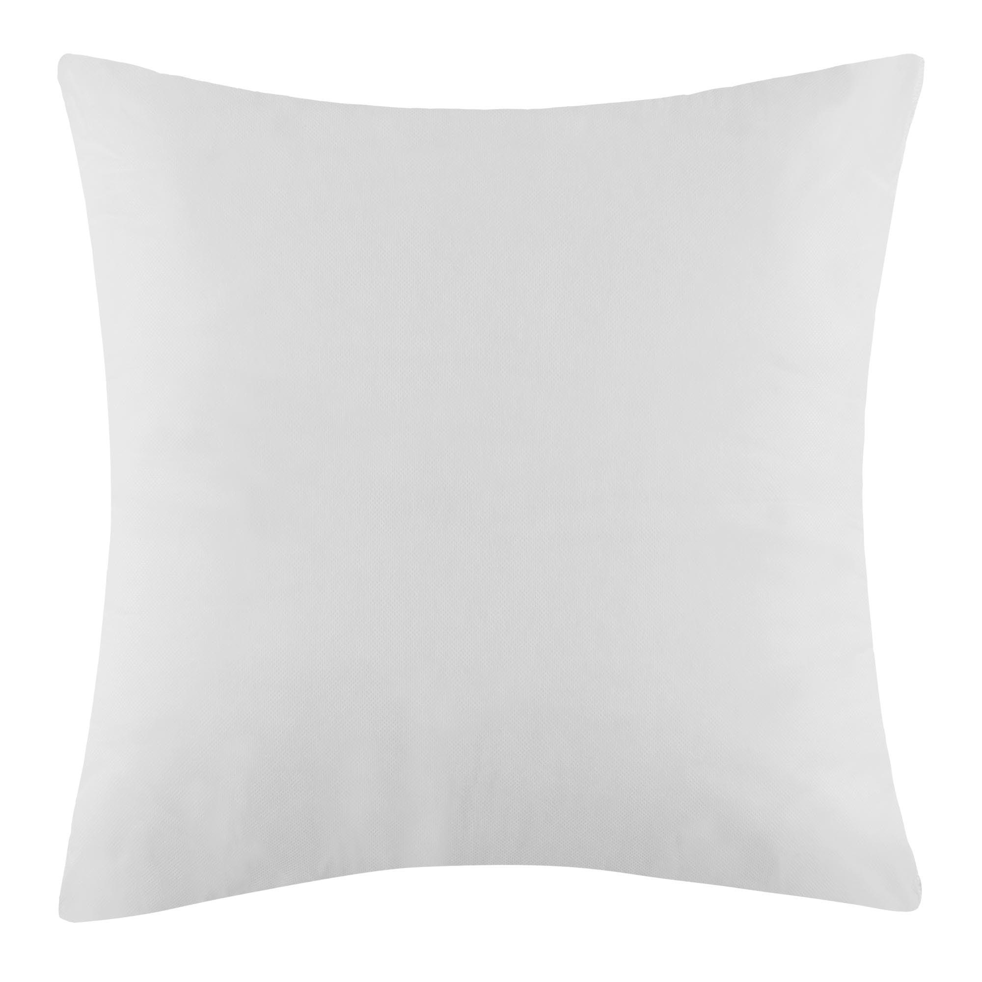 Coussin de garnissage 40x40 cm Blanc
