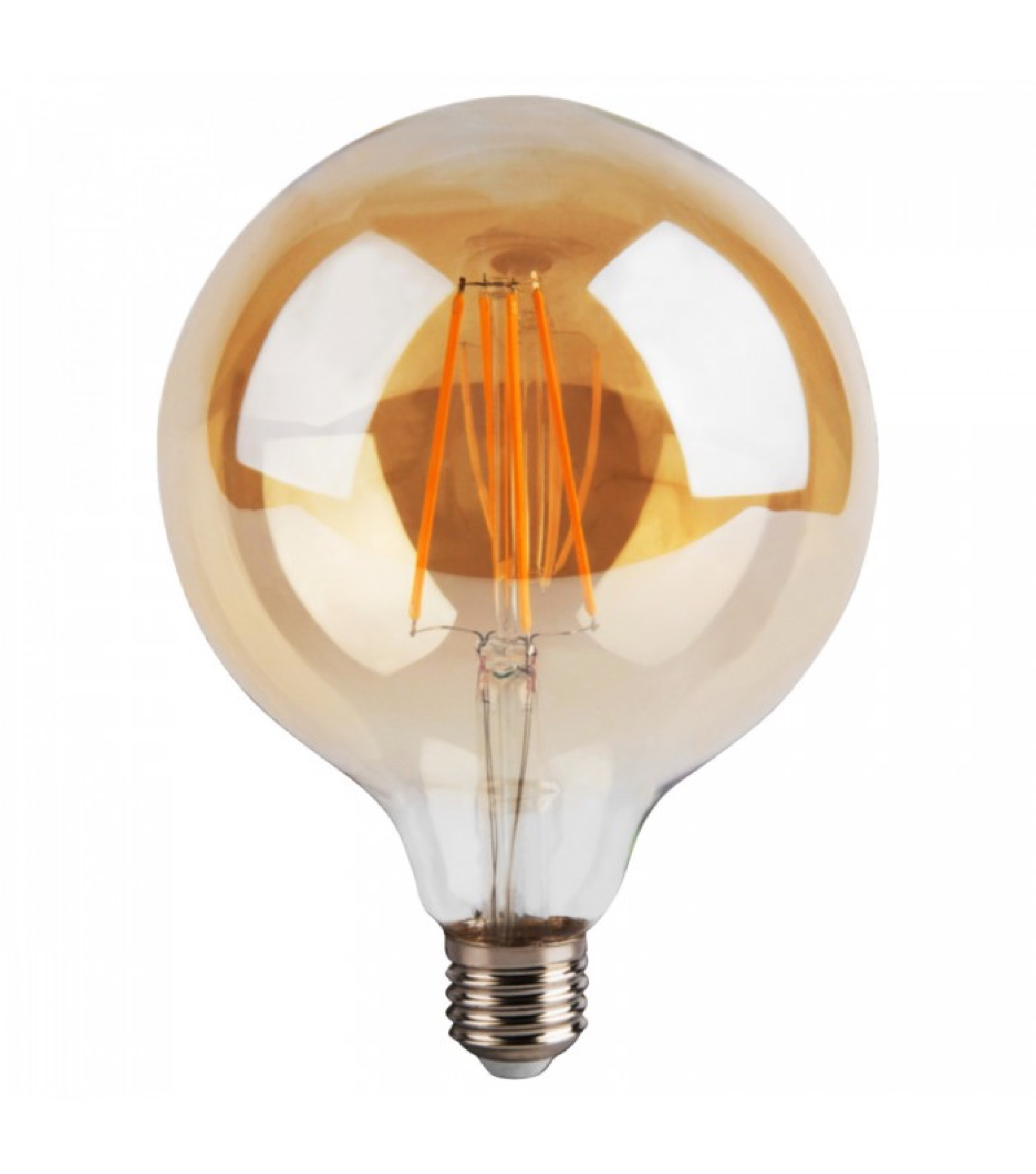 Grande ampoule led verticale 4W (E27)