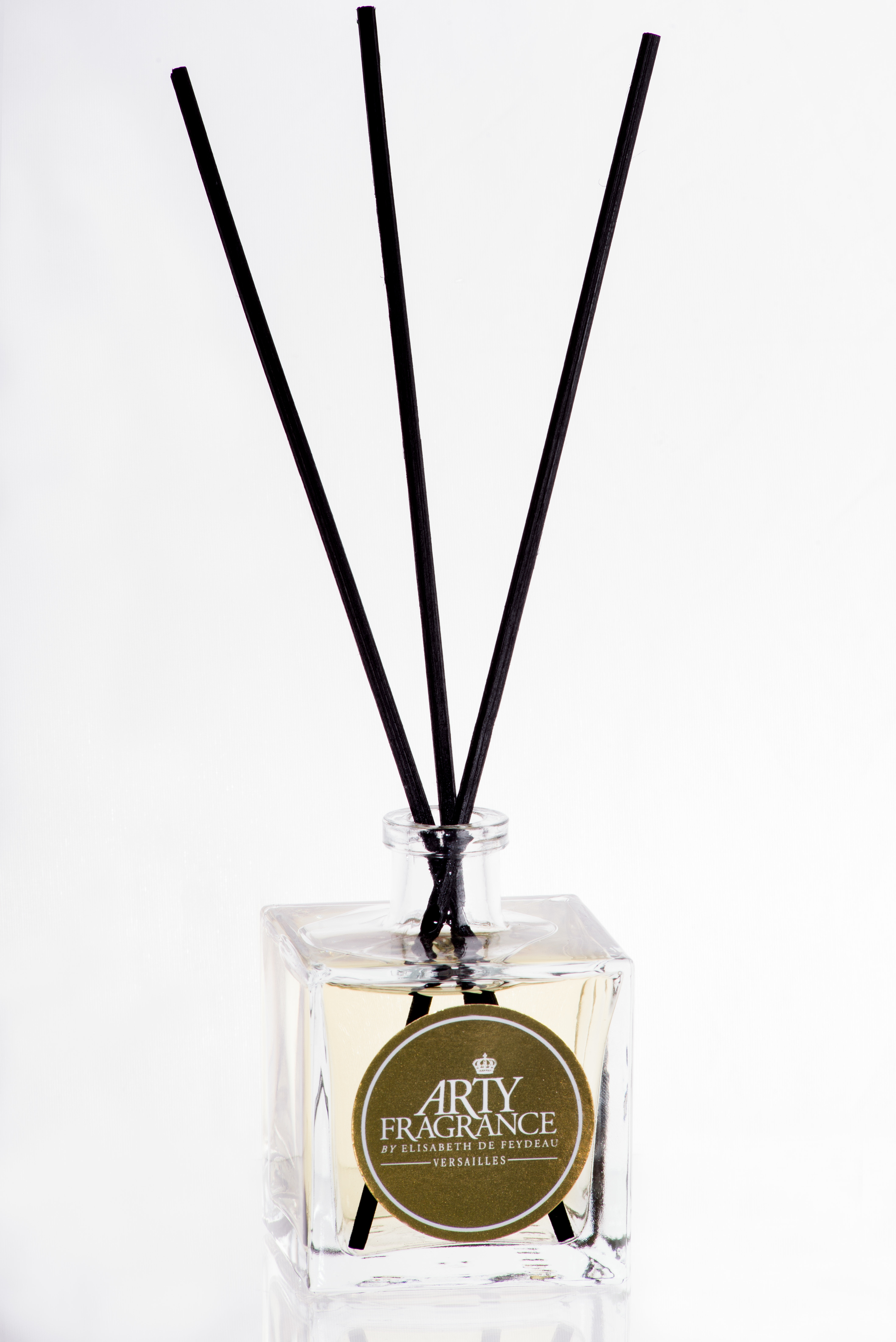 Diffuseur parfumé Lux feu de bois 100ml
