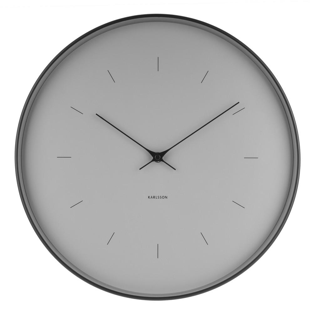 Horloge murale en métal D37,5