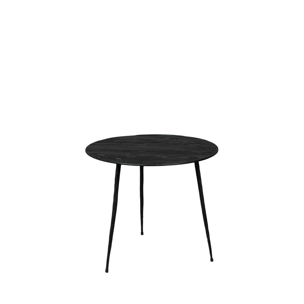 Table d'appoint D40cm noir