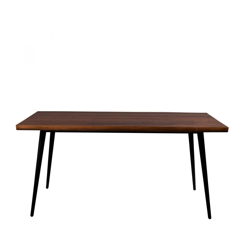 Table à manger en noyer 160x90cm
