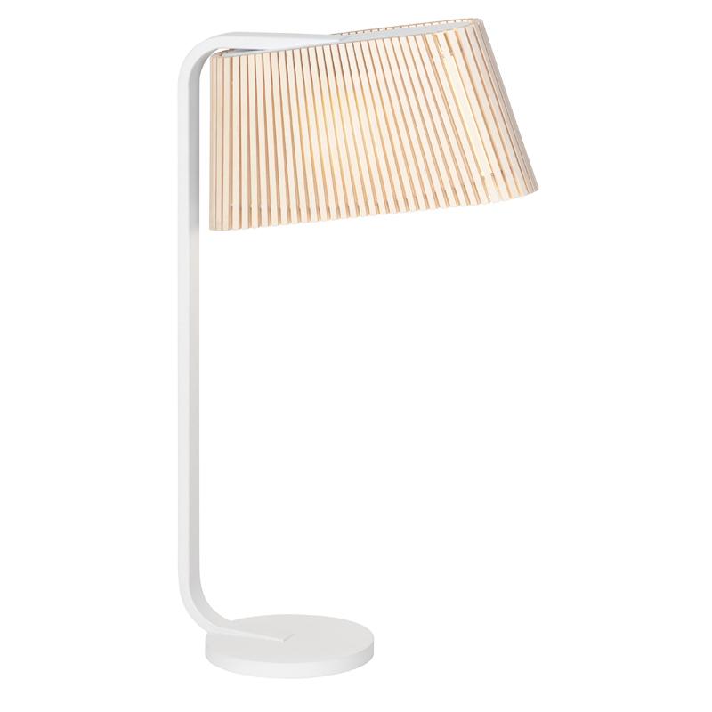 maison du monde Lampe à poser bouleau H50cm