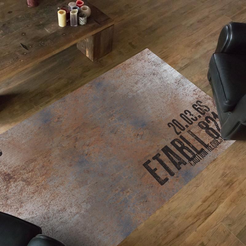 Tapis vinyle 120x200cm
