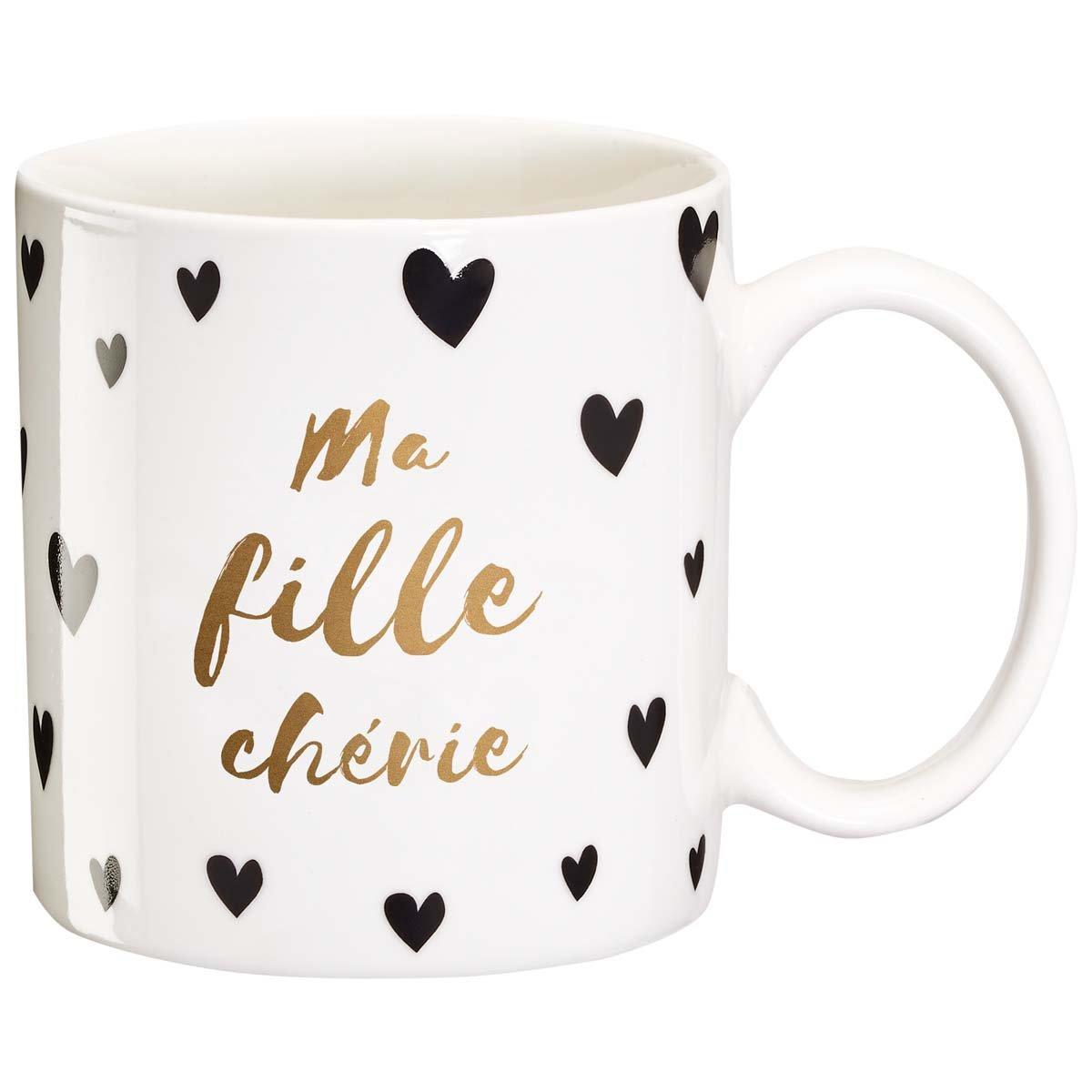 Mug ma fille chérie