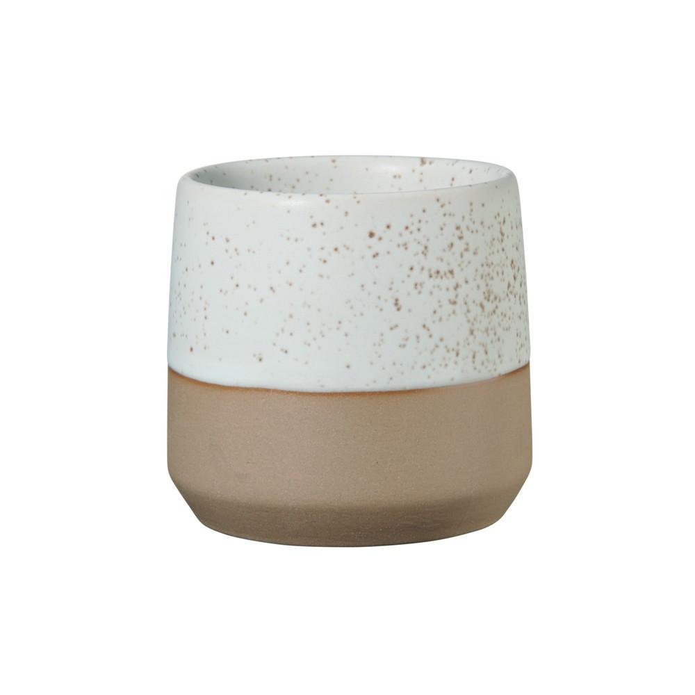 Tasse en céramique bicolore 0,15l