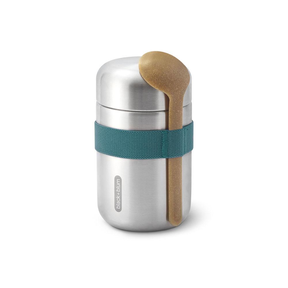 Pot isotherme nourriture vert olive 400ml