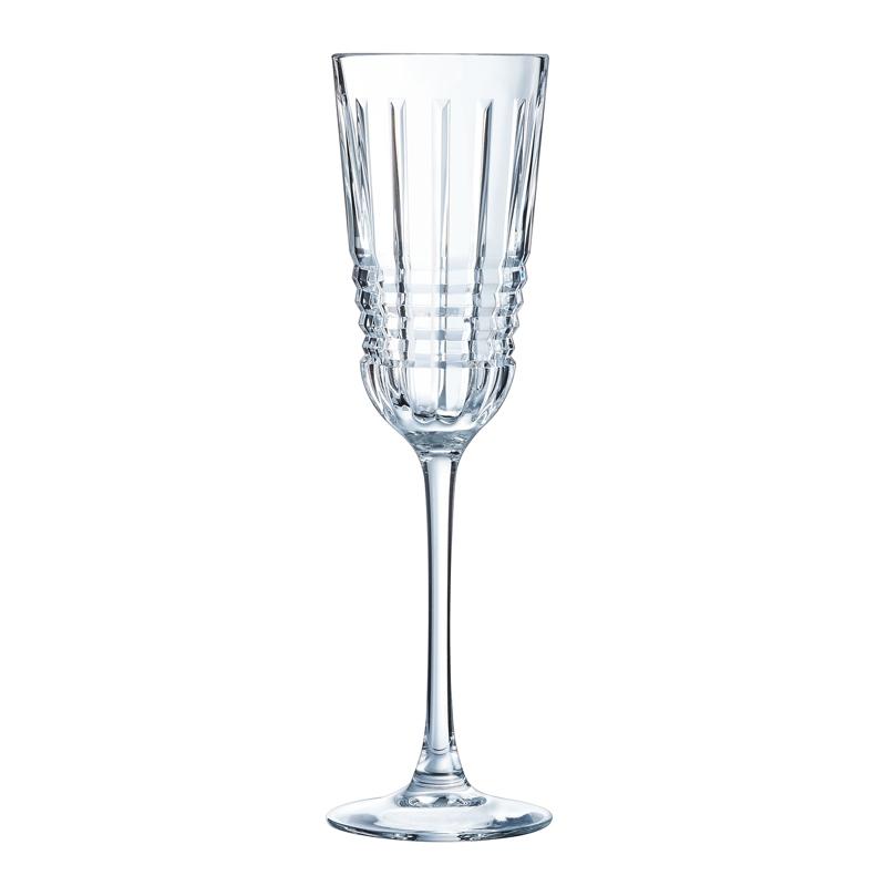 Flûte à Champagne 17cl - Lot de 6