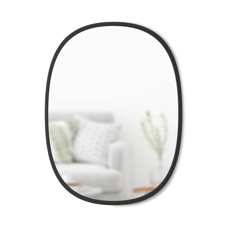 Miroir mural oval Umbra 61x46 cm