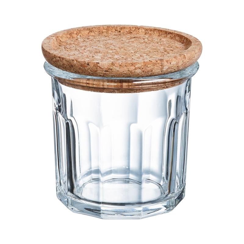 Pot à épices 42cl avec couvercle liège