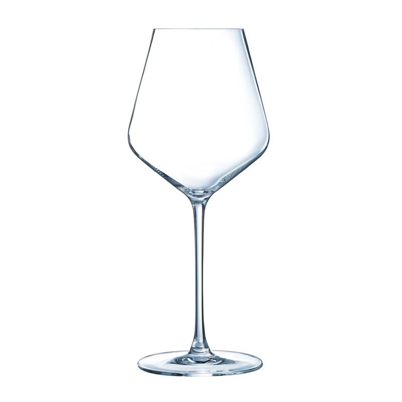 Verre à vin blanc 47cl en cristallin - Lot de 6