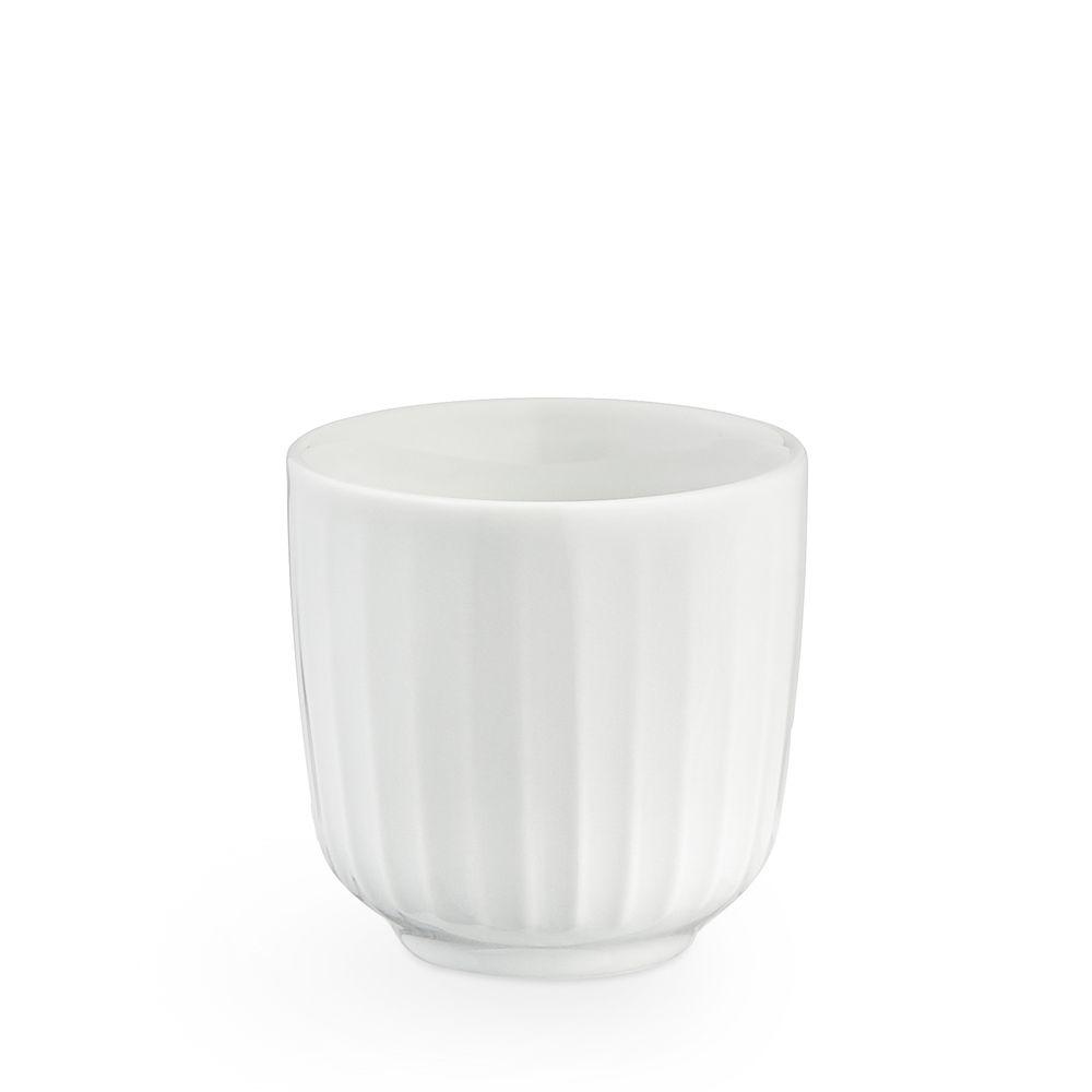 Gobelet en céramique blanc 100ml