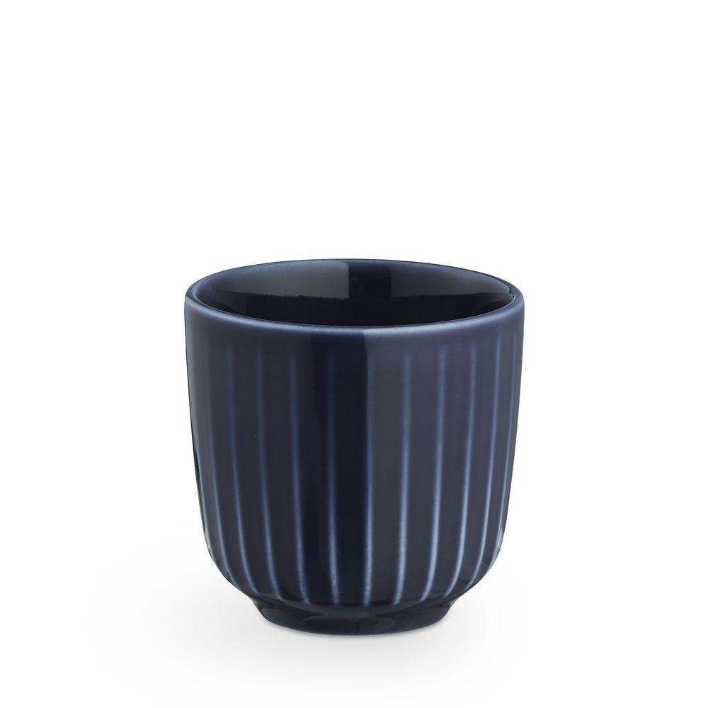 Gobelet en céramique indigo 100ml