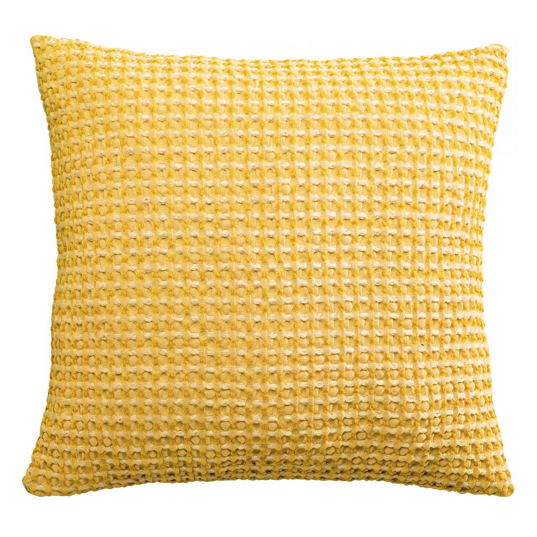 Coussin   en coton absynthe 45 x 45