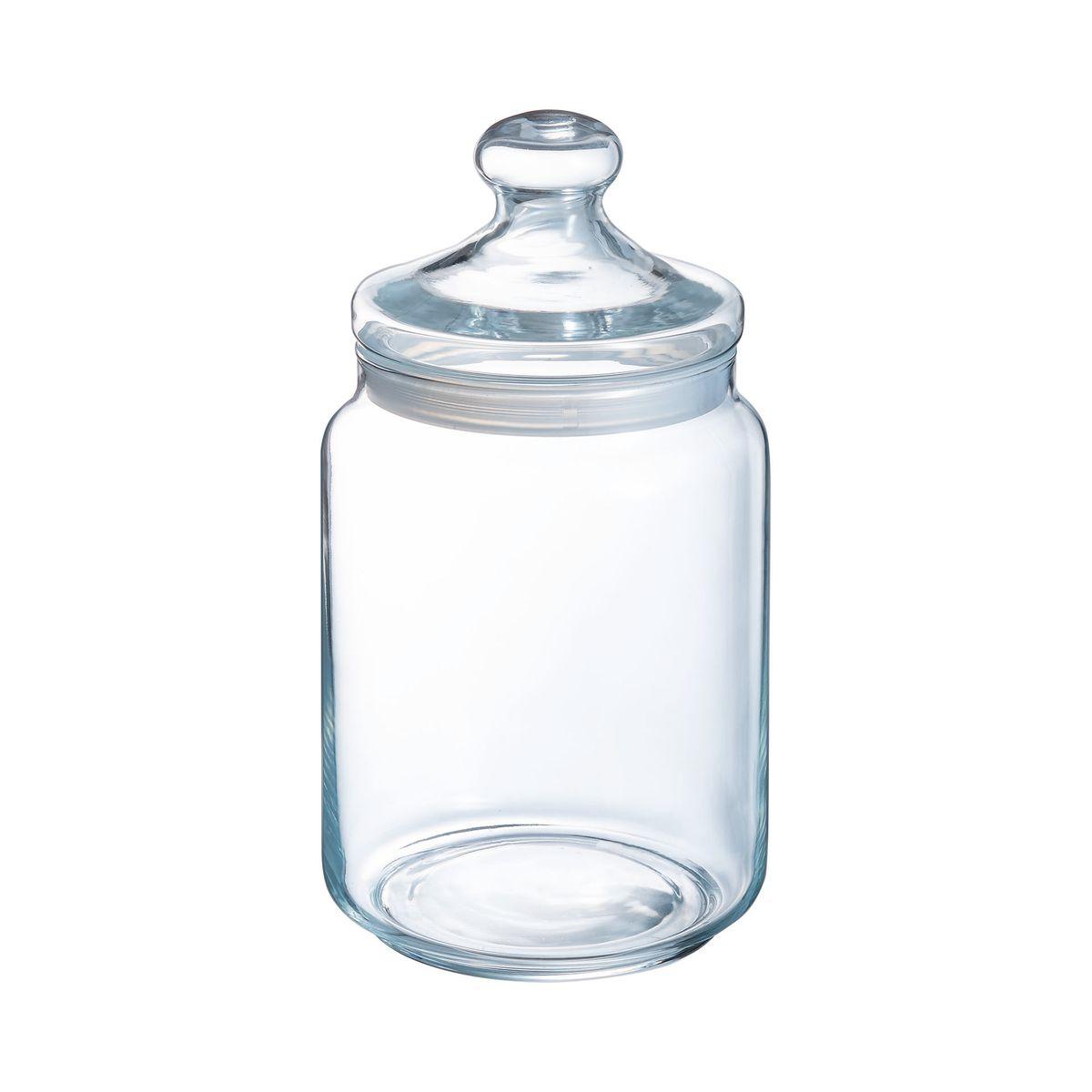 Bocal en verre 2l