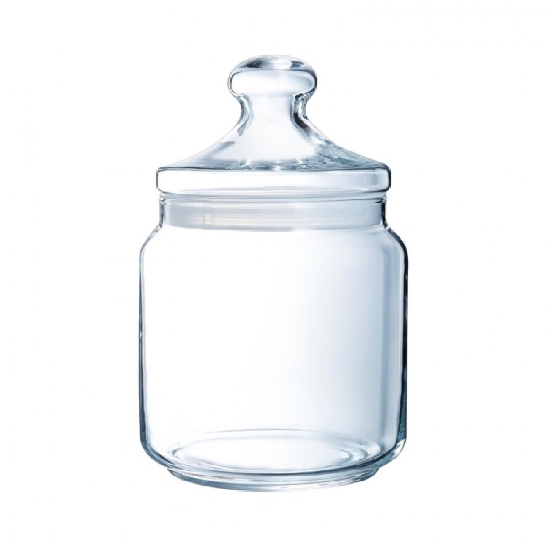 Bocal en verre 1,5l