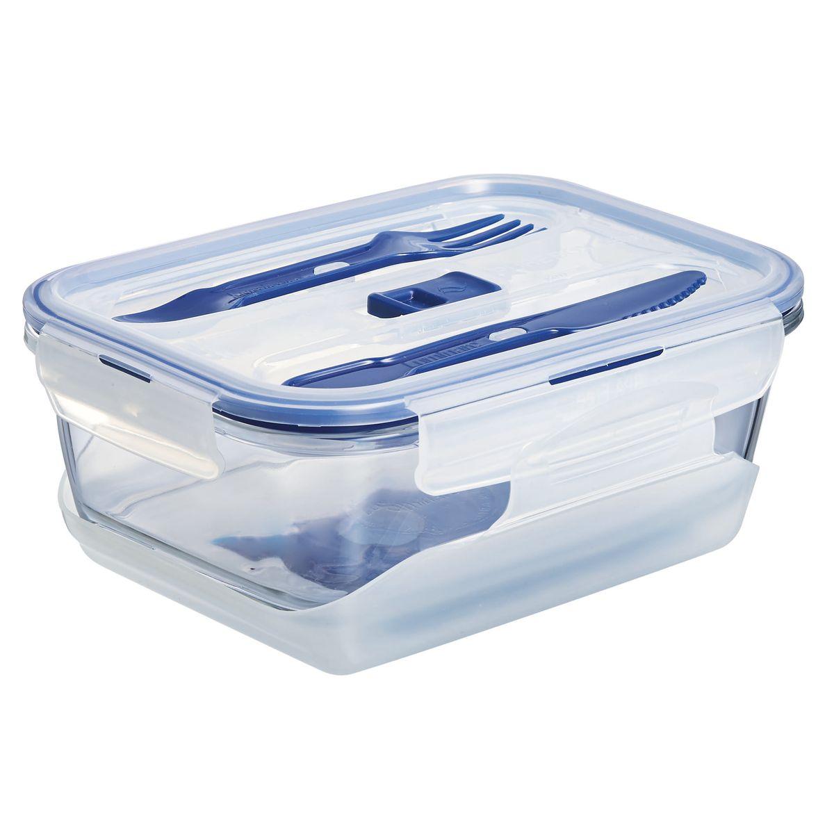Boîte 122cl + couvert et cooling bag
