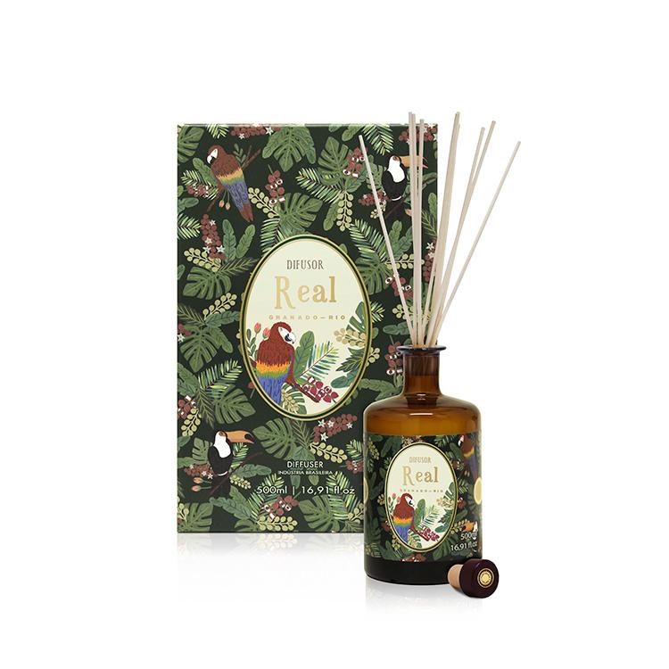 Diffuseur de parfum au gingembre