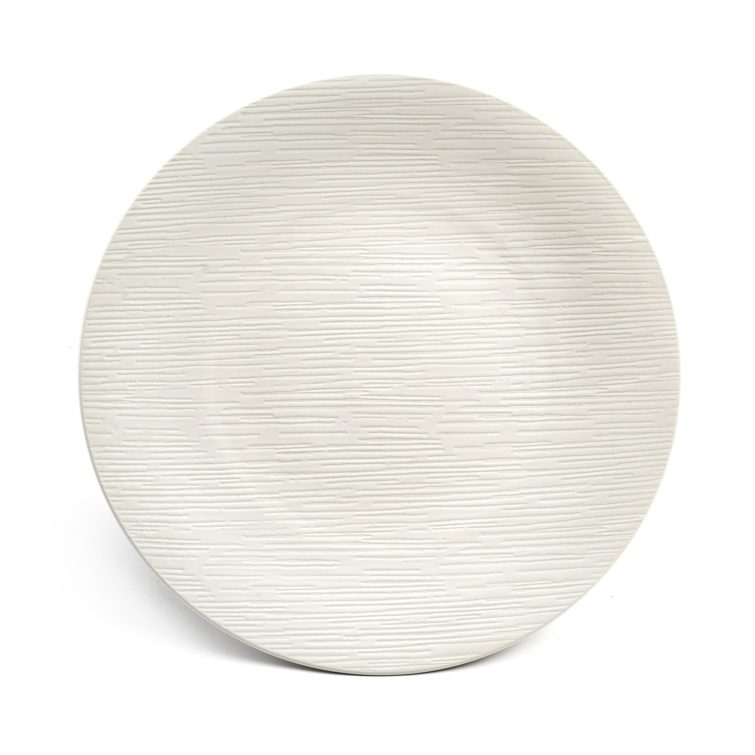 Coffret 6 assiettes de présentation D29cm