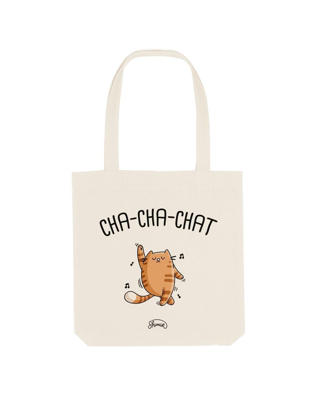 CHACHACHAT - Tote Bag  Crème  en coton