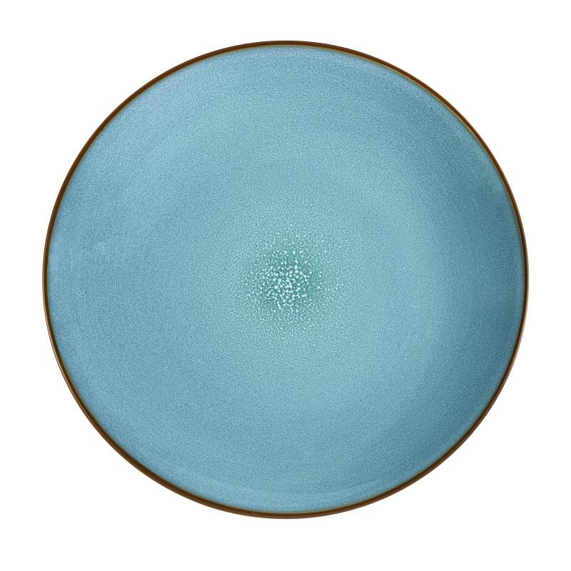 Coffret 6 assiettes plates D26,5cm