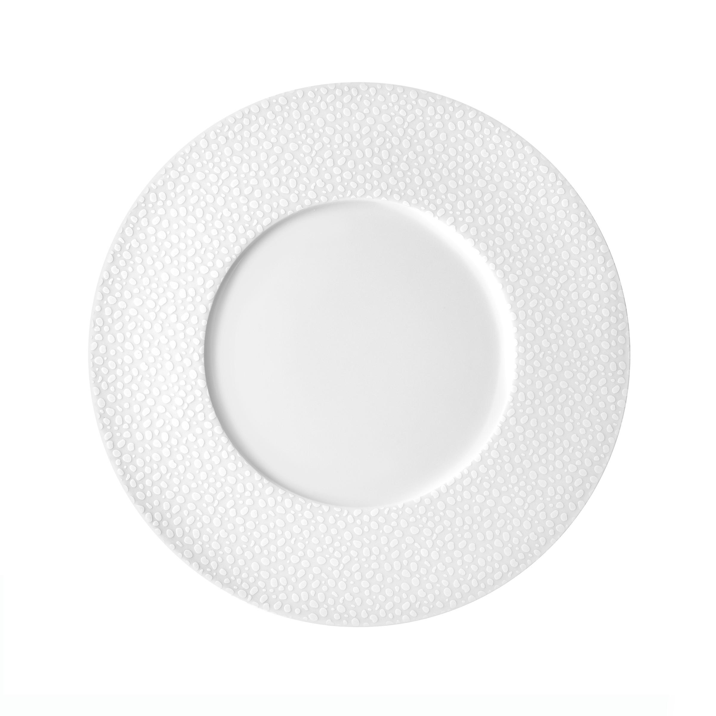 Coffret 6 assiettes plates D27cm