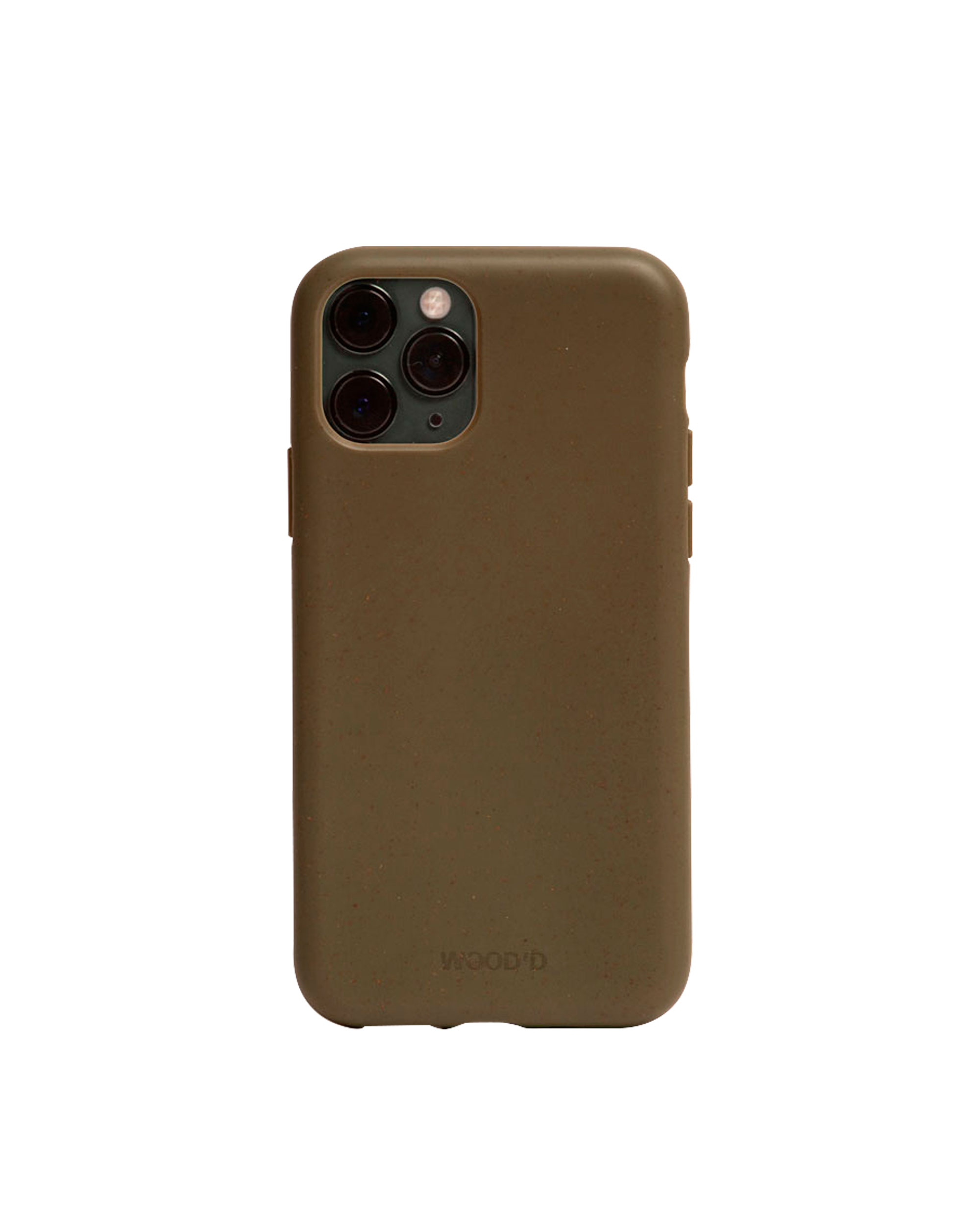 GREEN - Coque compostable pour iPhone X/XS