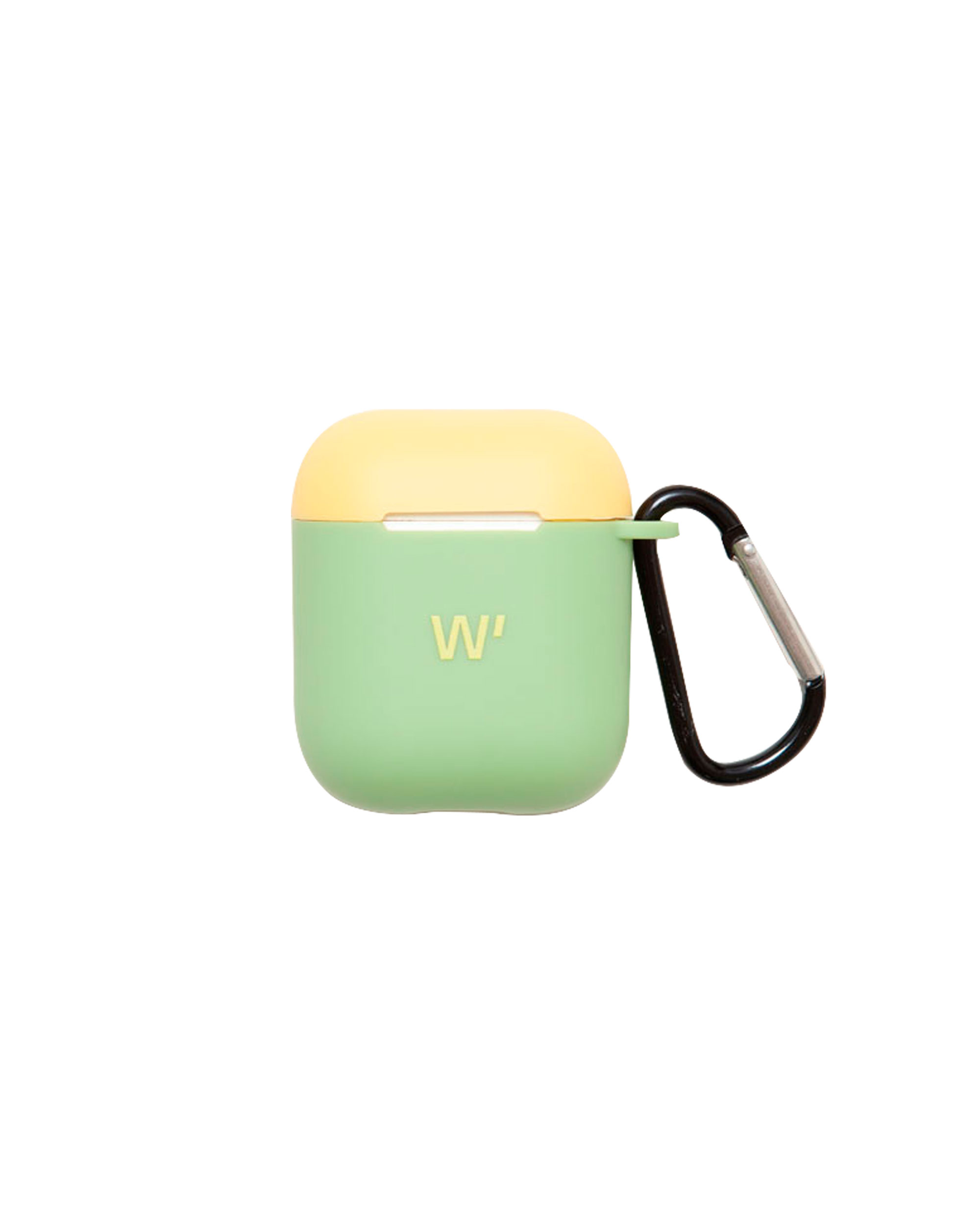 BLOCK GREEN - Coque pour Airpods pro