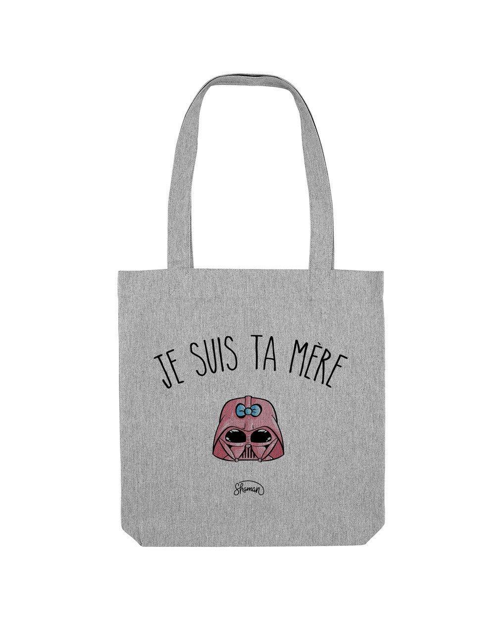 JE SUIS TA MÈRE - Tote Bag  Natural  en coton