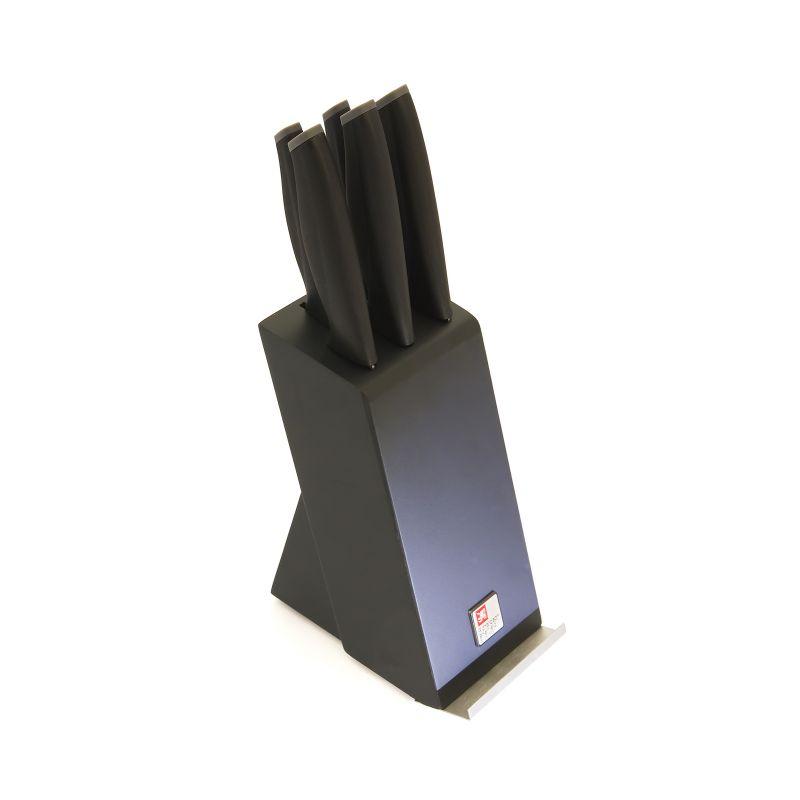 Bloc 5 pièces avec porte tablette
