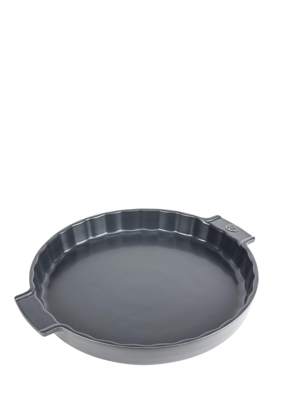 Moule à tarte céramique ardoise D30cm