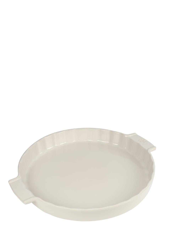 Moule à tarte céramique écru D30cm