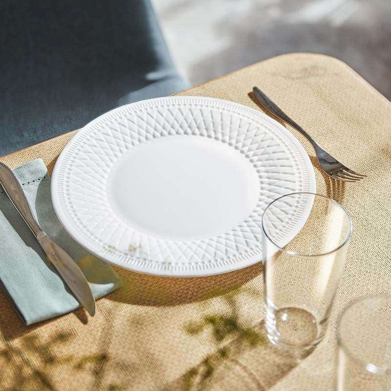Assiette plate D28cm