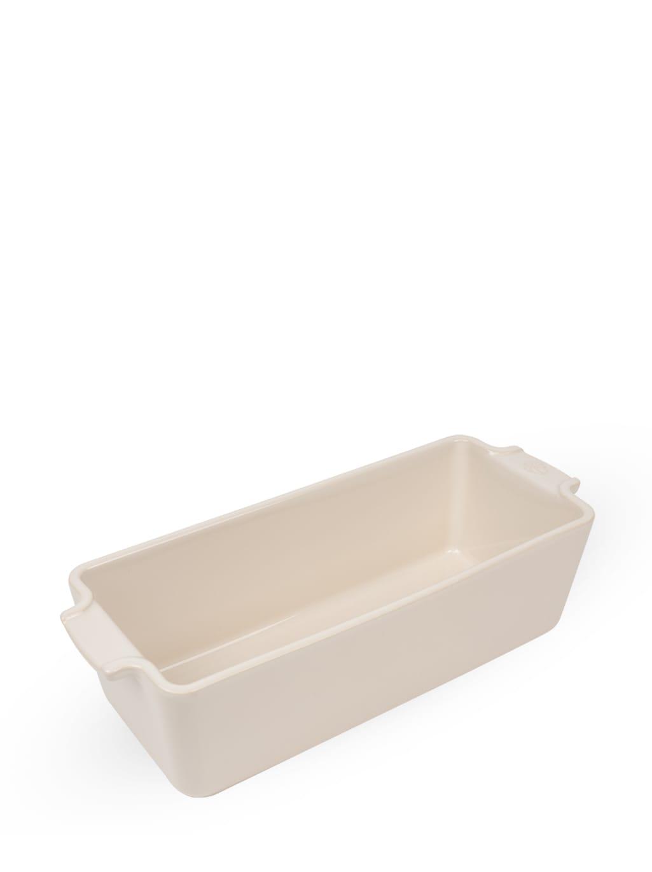 Moule à cake en céramique blanche L31cm