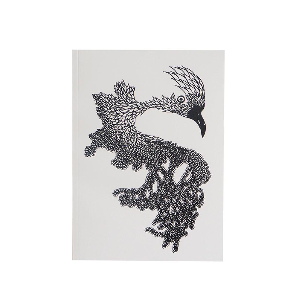AIGLE - Carnet à dessin imprimé animal