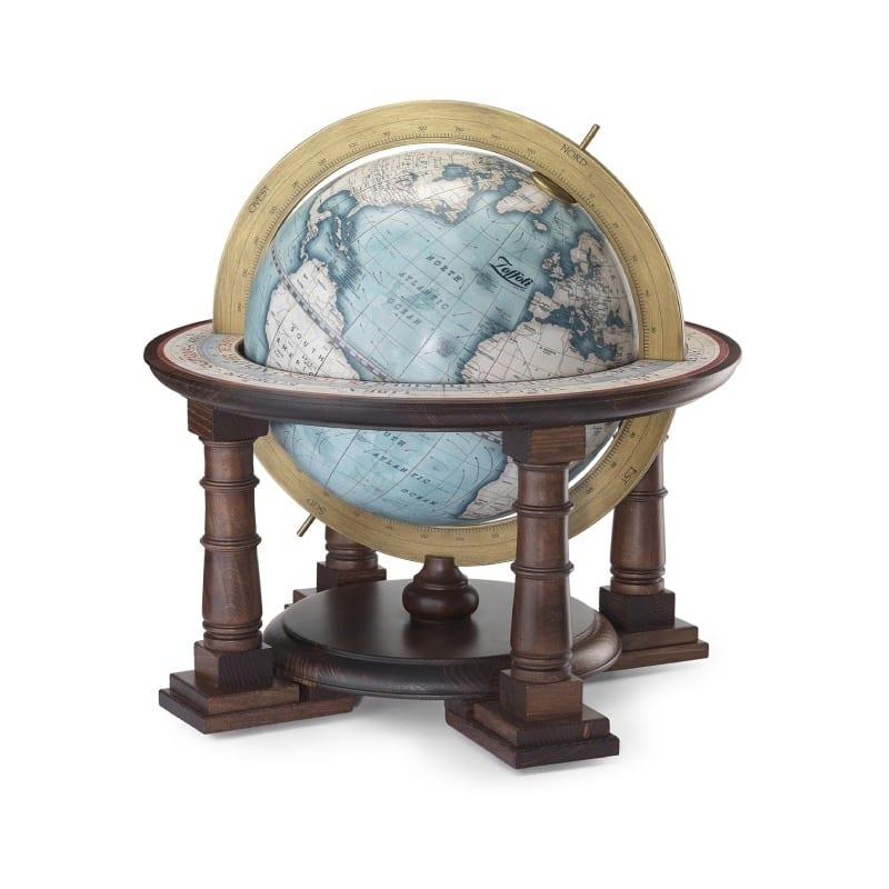 Globe terrestre Cassini D22cm