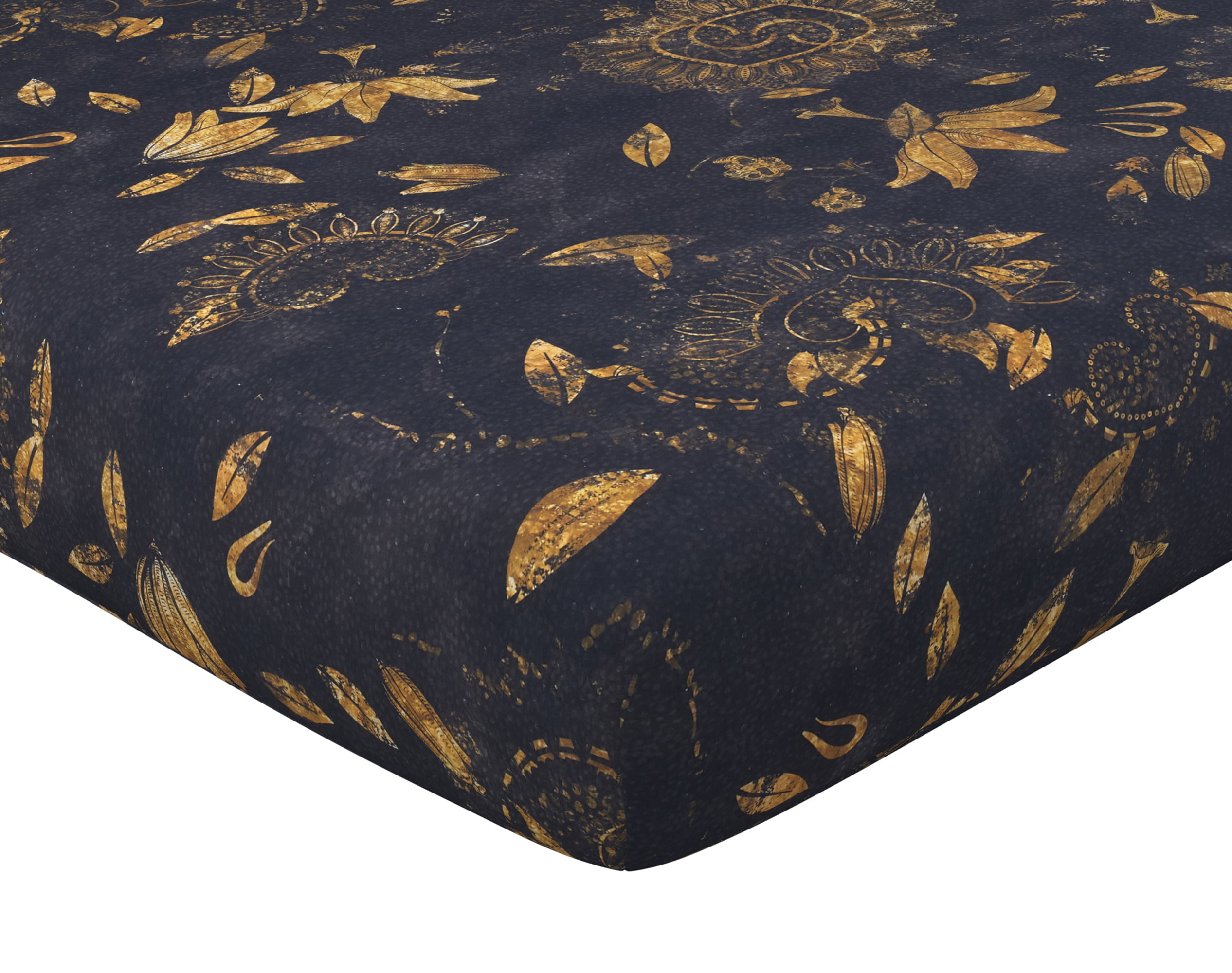 Drap-housse 140x190 en coton multicolore