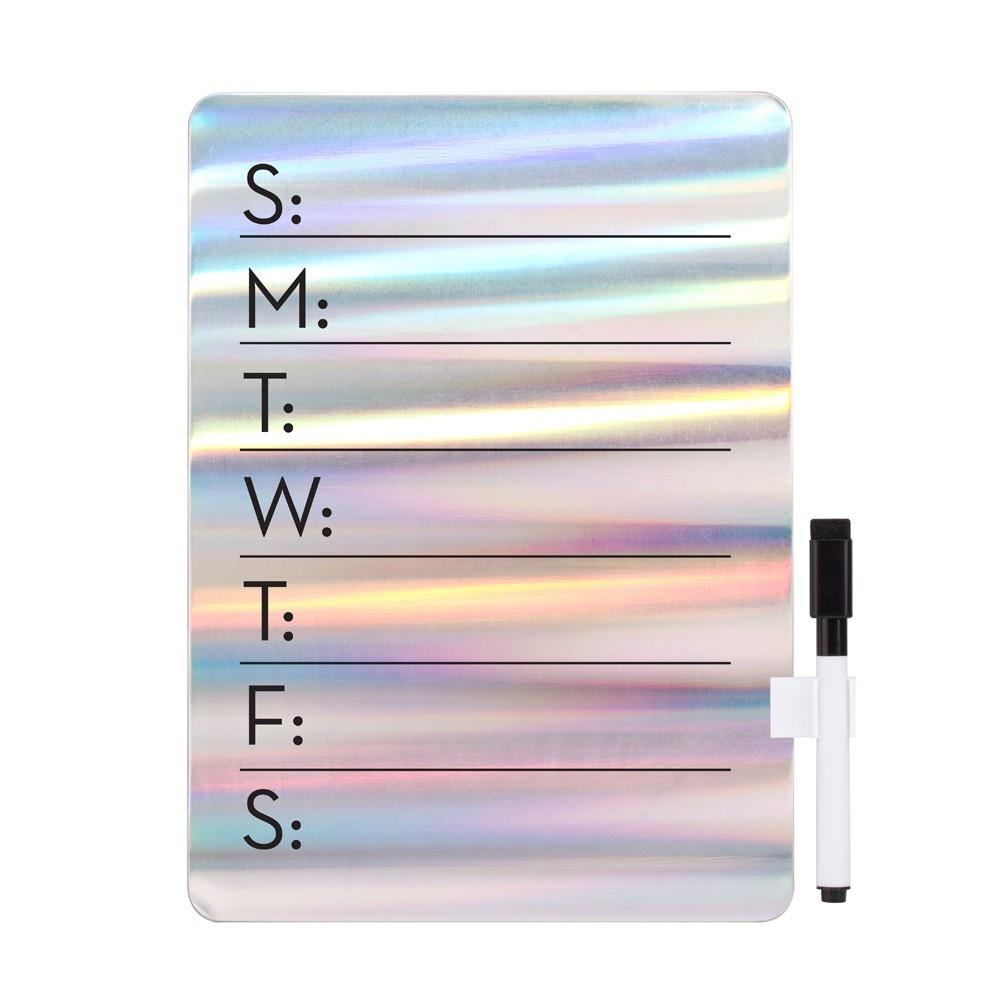 Tableau mémo magnétique